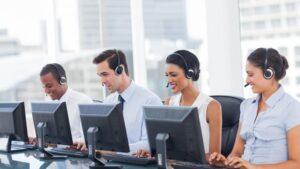 Erros call center